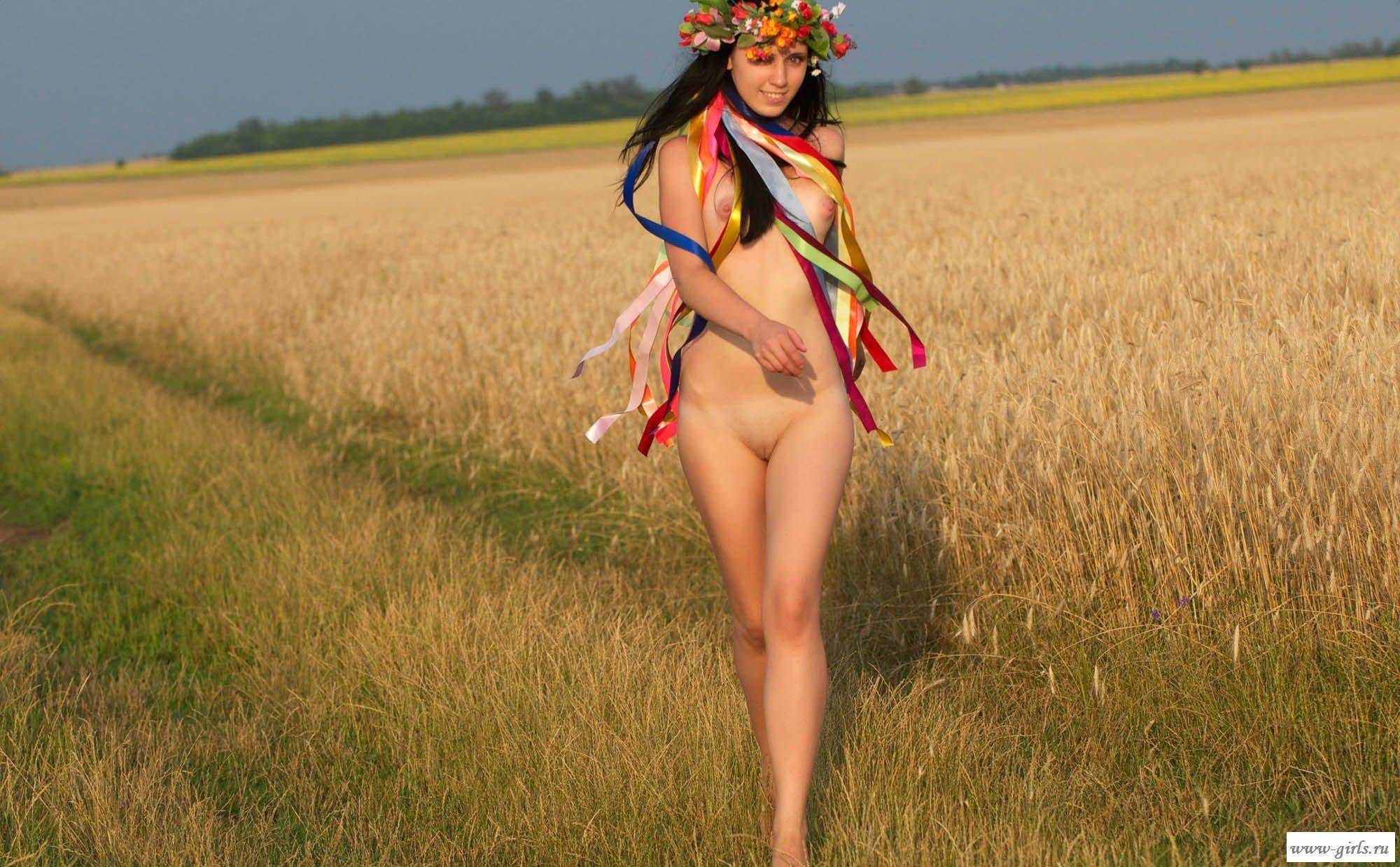 Фото Голых Украинских Женщин