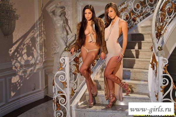 Гламурные девицы на закрытой вечеринке (эротика)