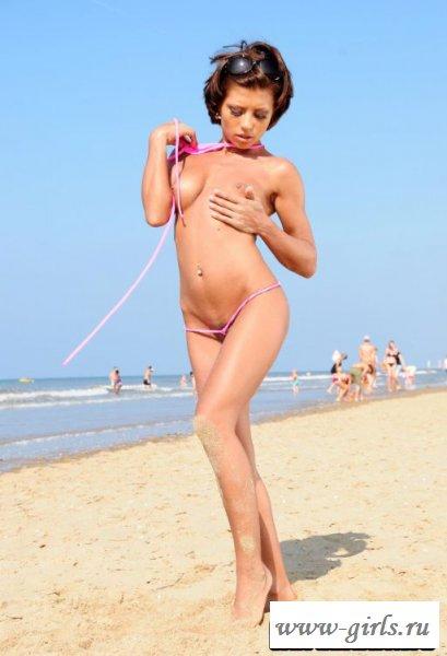 Потярсающие развлечения на берегу моря