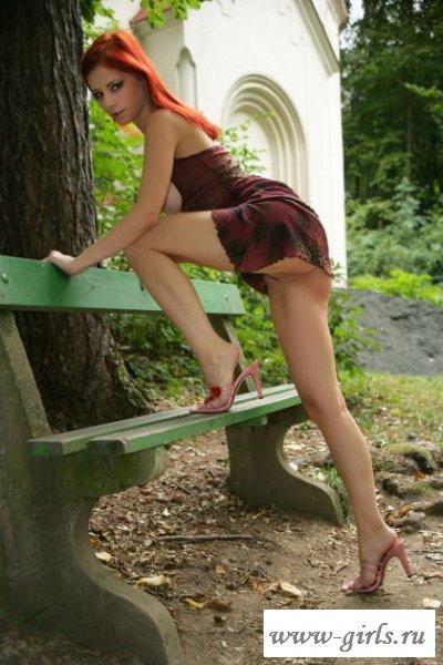 Красивая эротика голой порнозвезды Габриэль Люпин